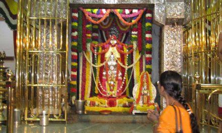 Nanjangud Sri Raghavendra Swamy Brundavana Sannidana