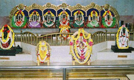 Sri Saptamathruka Chowdeshwari Temple