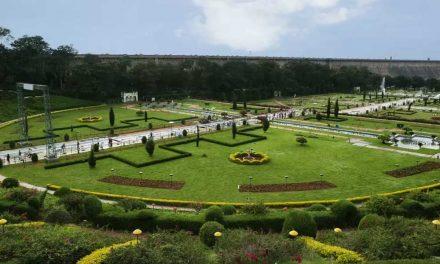Brindavan Gardens, KRS