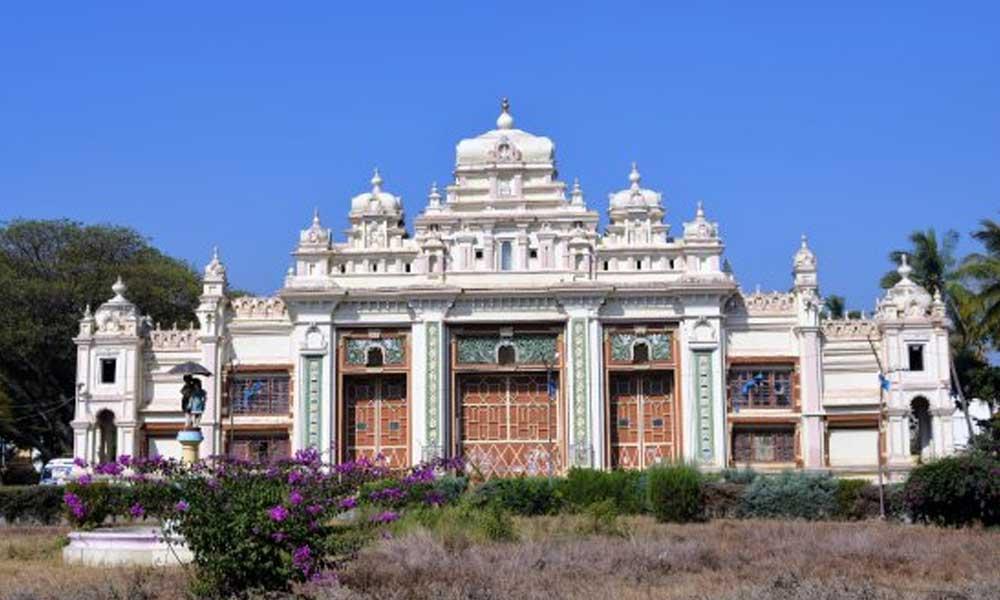Sri Jayachamarajendra Art Gallery