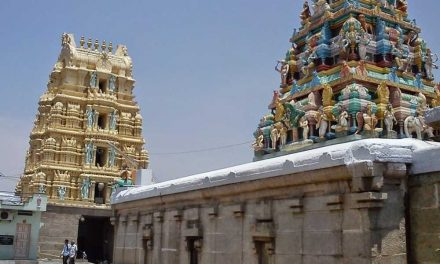 Sri Lakshmi Venkataramana Swamy Temple