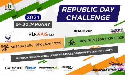 Republic Day Challenge (ONE Run & Ride 2021) – Mysuru