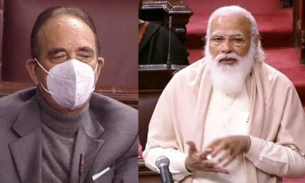 Narendra Modi: ವಿಪಕ್ಷ ನಾಯಕ ಗುಲಾಂ ನಬೀ ಆಜಾದ್ಗೆ ವಿದಾಯ: ಭಾಷಣದ ವೇಳೆ ಕಣ್ಣೀರಿಟ್ಟ ಪ್ರಧಾನಿ ನರೇಂದ್ರ ಮೋದಿ