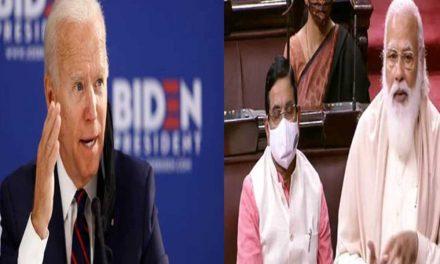 PM Narendra Modi   ಅಮೆರಿಕದ ನೂತನ ಅಧ್ಯಕ್ಷರಿಗೆ ದೂರವಾಣಿ ಮೂಲಕ ಶುಭ ಕೋರಿದ ಪ್ರಧಾನಿ ನರೇಂದ್ರ ಮೋದಿ