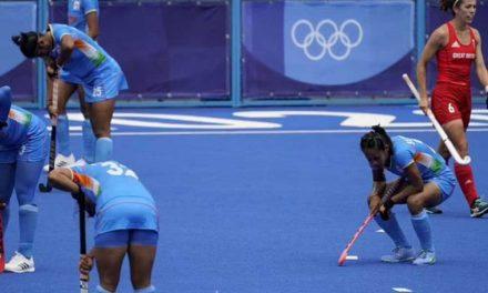 Tokyo Olympics: ಒಲಿಂಪಿಕ್ಸ್ ಹಾಕಿ ಇತಿಹಾಸದಲ್ಲಿ ಚೊಚ್ಚಲ ಪದಕ ಗೆಲ್ಲುವ ಭಾರತೀಯ ಮಹಿಳೆಯರ ಕನಸು ಭಗ್ನ