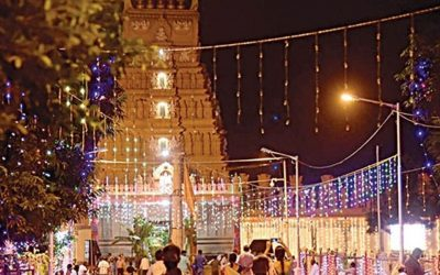 Four-Day Chamarajanagar Dasara From Oct.7
