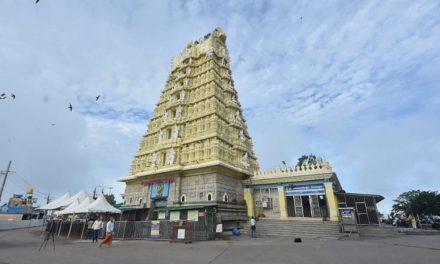 Chamundi Hill Temple Shut For Devotees From Today Till Oct.7