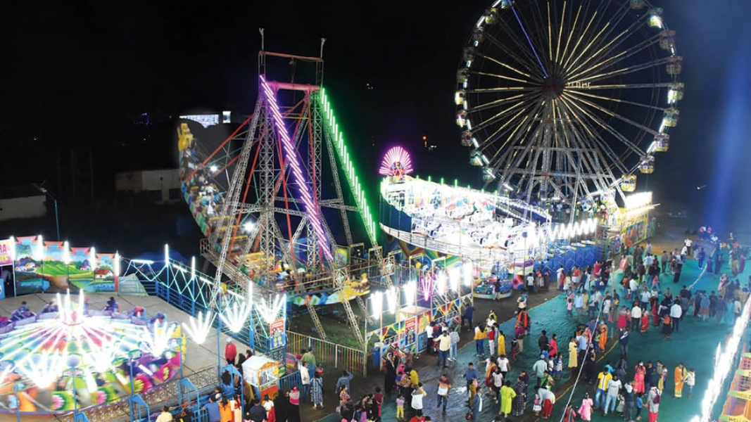 45 Day Expo At Exhibition Grounds From Nov. 5